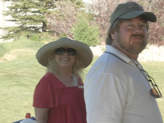 Billie and Jim Harsch