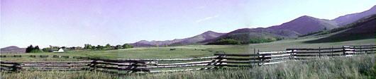 Hi-Ute Ranch on Kilby Rd. (Landmark Dr.), Summit County, Utah