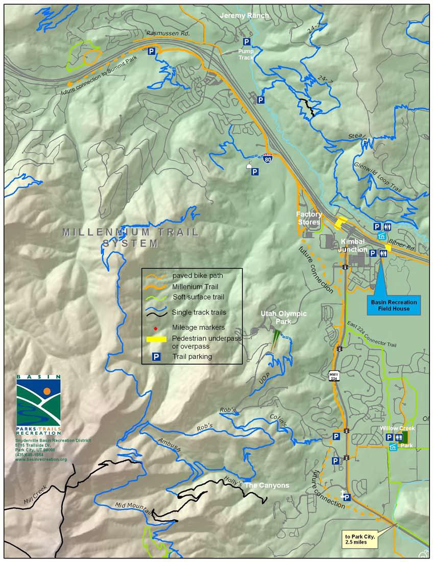 Millenium Trail System