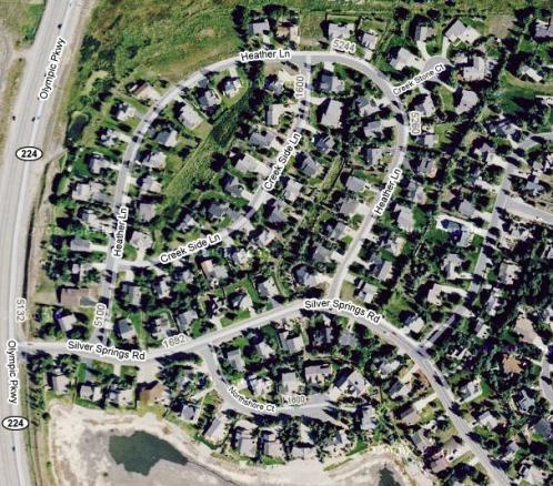 2007 Northshore aerial view