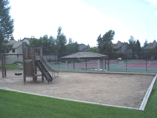PP-91 - playground and tennis courts - 2008