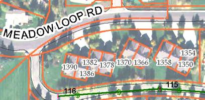Quail Meadows Condominiums - aerial