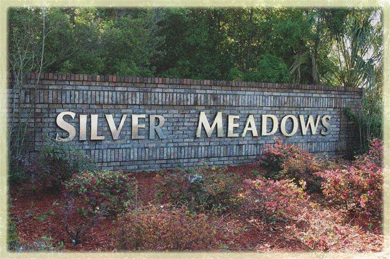 Silver Meadows - sign