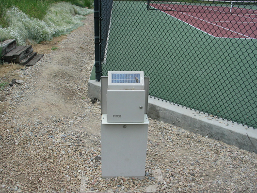 PP-91 - solar-powered Irritrol - 2008