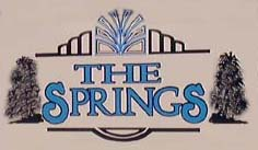 The Springs - sign