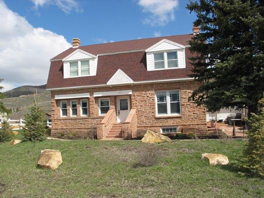 1875 Stoven Dairy & Ice House aka Black Angus Ranch aka Spring Creek Ranch