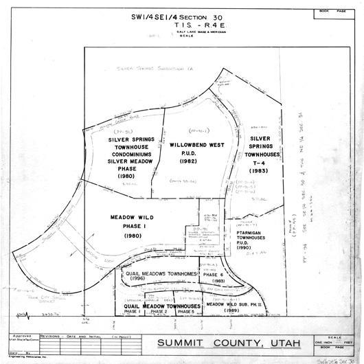 Section 30 plat- Quail Meadows